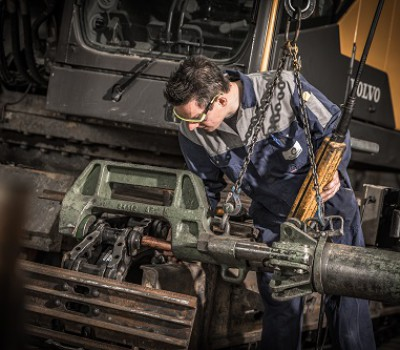 What is an undercarriage overhaul all about? Part 3: quality, do's & dont's