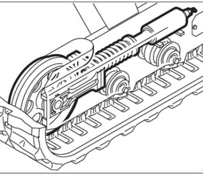 Welke spanning op de Tracks is juist?